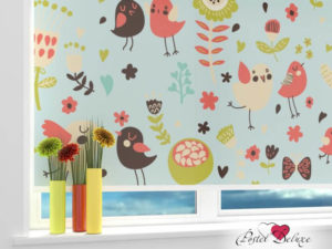 сказочные птички от StickButik